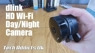 A Look At The D-Link HD Wi-Fi Day/Night Camera - A Video Unboxing