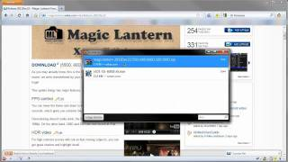 Magic Lantern Canon 600d / T3i install