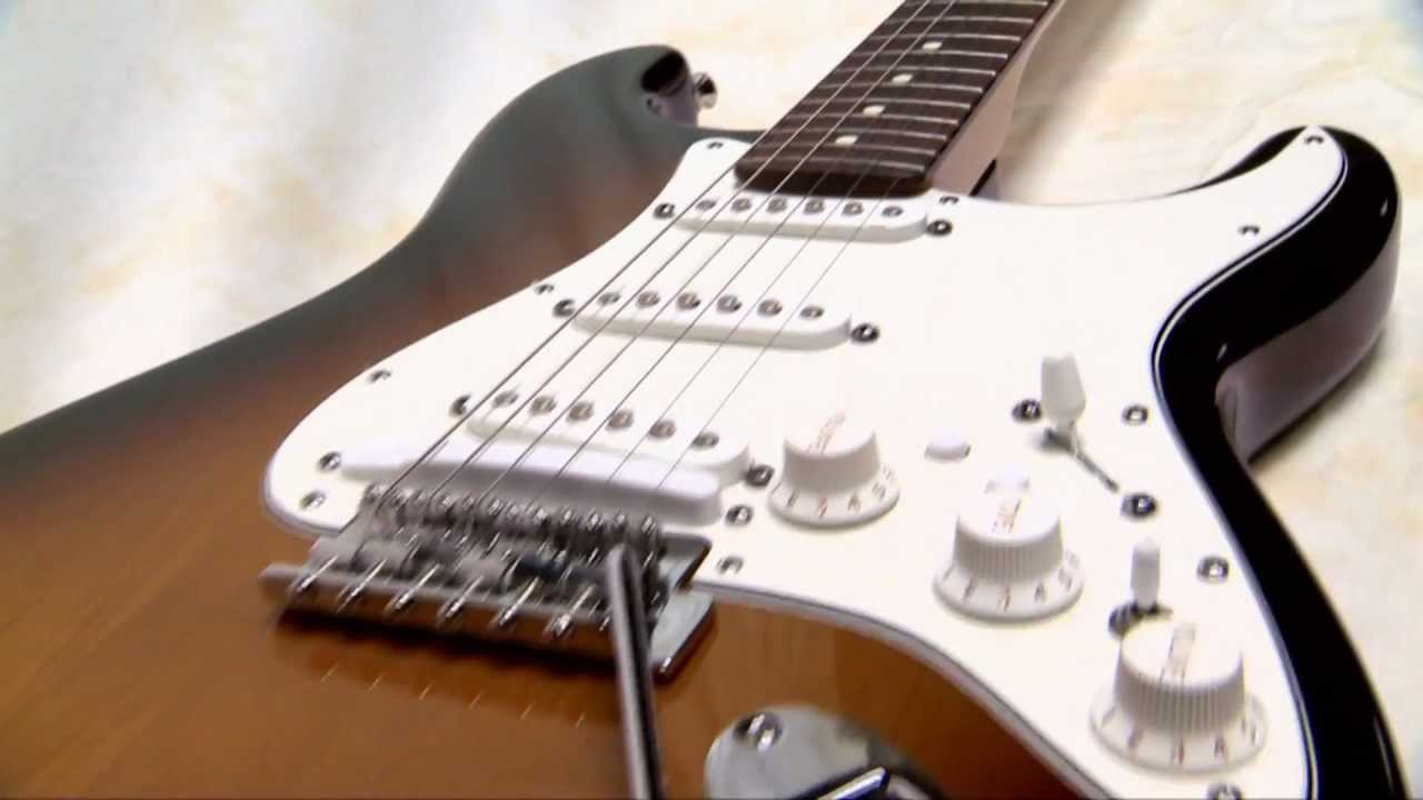 Gc-1 Gk-ready Stratocaster U00ae  V-guitar Overview