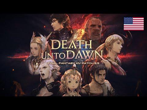FINAL FANTASY XIV Patch 5.5 - Death Unto Dawn