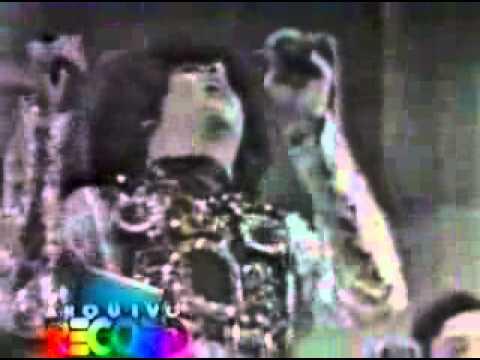 4º Festival de MPB TV Record 1968 Gal costa - Divino maravilhoso