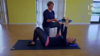 Scapula Isolations - Simple Pilates for back pain