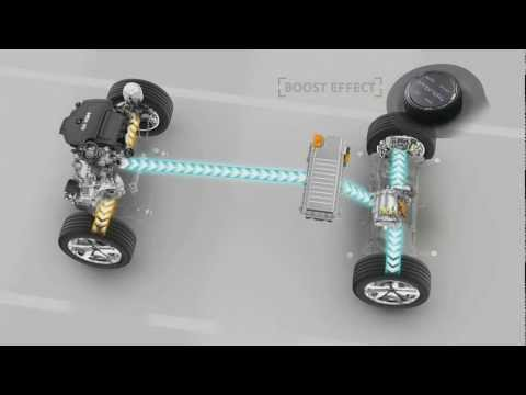 Hybrid4 technology: diesel hybrid engines - PSA Peugeot Citroën