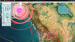 12/01/2018 -- Major Seismic Unrest -- Large M7.0 earthquake in Alaska -- USA and Pacific on watch