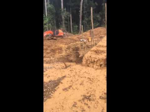 Gold Mining In The Wild Jungles Of Guyana