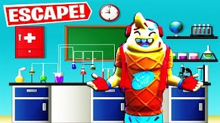 GENIUS ESCAPE MAP WILL WE GET IT OR ... ? FORTNITE Minigame HERNY