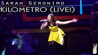 Kilometro: Sarah Geronimo at the MYX Music Awards 2015 [LIVE]
