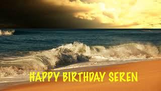 Seren   Beaches Playas - Happy Birthday