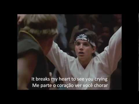 PETER CETERA - GLORY OF LOVE (LEGENDADO EM PT) KARATE KID.avi