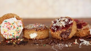 Ramen + Donut = Ramnut   Eat the Trend