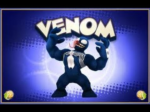 Marvel Super Hero Squad Online Venom - YouTube