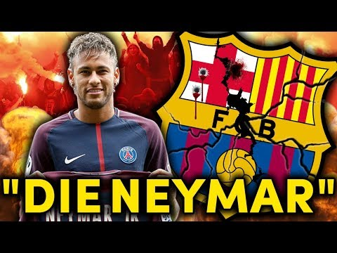 Is Neymar The Most HATED Man In Barcelona?! | Futbol Mundial
