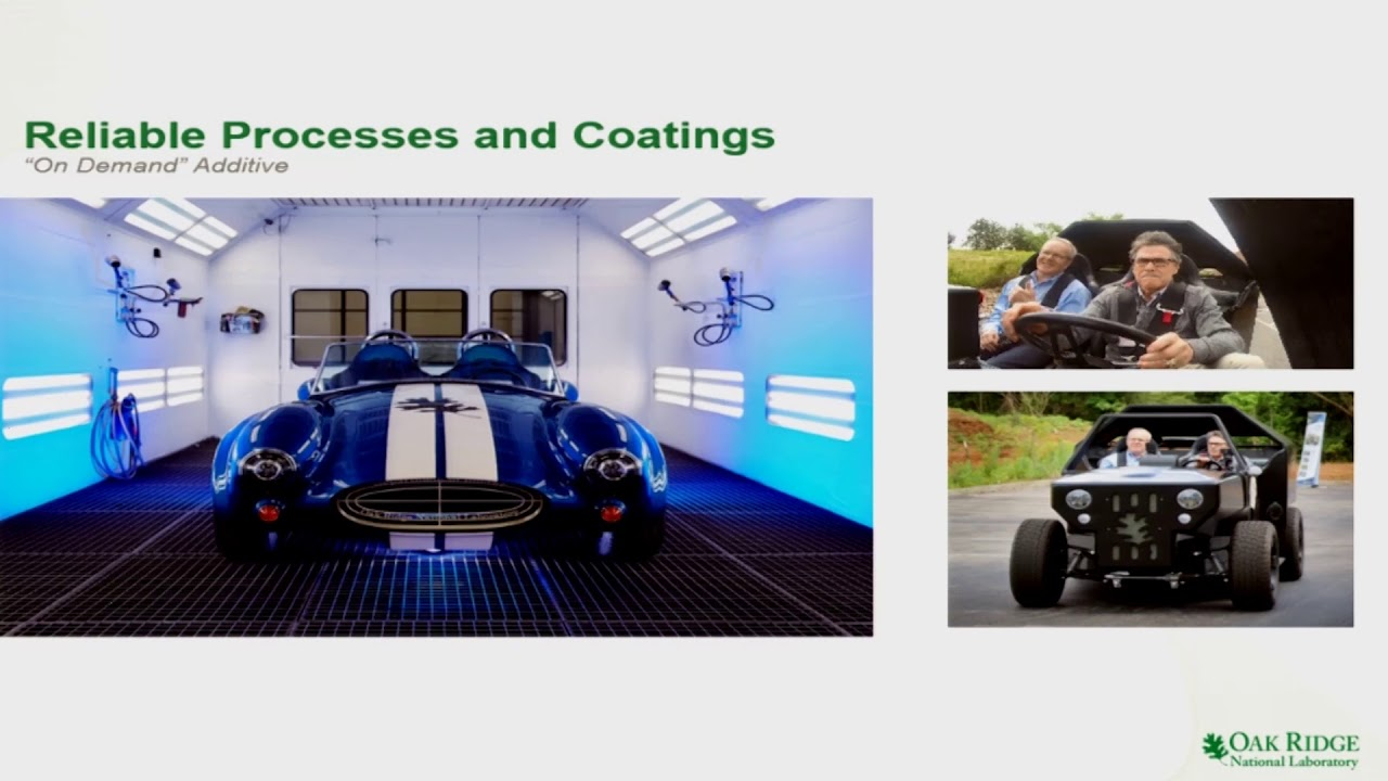 Energy Talks: Recent Advances in Additive Manufacturing (3D Printing)