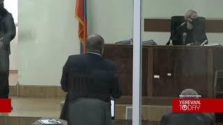 Արթուր Դավթյանը դրսևորել է ենթակային բնորոշ վարքագիծ․ բացարկ՝ գլխավոր դատախազին