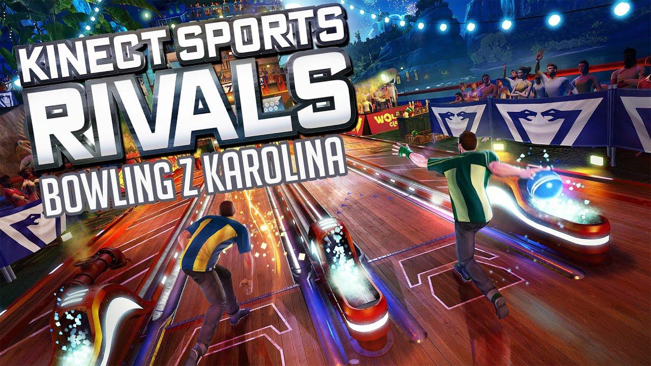1 Zagrajmy W Kinect Sport Rivals Krgle Z Karolin Bowling Gameplay PL Xbox One YouTube