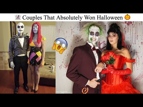 Couples That Absolutely Won Halloween