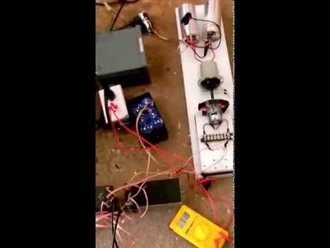 Gerard Morin Washer Pump Generator &  PELEX DEVICE Successfully Looped!