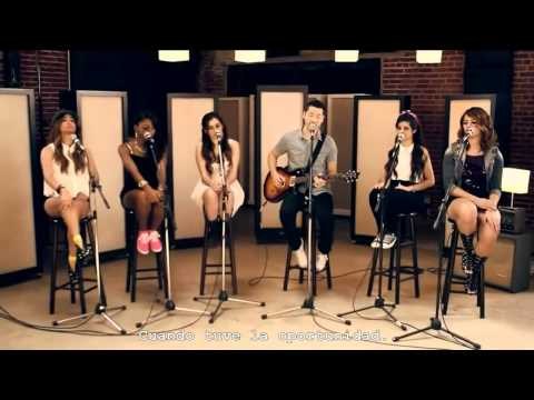 "Fifth Harmony ""When I Was Your Man"" feat. Boyce Avenue MV 