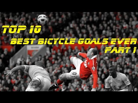 TOP 10 Best Bicycle Goals Ever •Part 1•HD