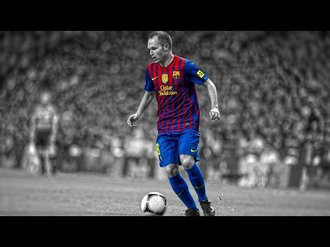 Andres Iniesta ● Goals & Skills | HD
