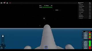 American Airlines Boeing 767-300ER Plane Crash!!!! Roblox SFS
