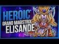 Grand Magistrix Elisande | Heroic Nighthold | WoW LEGION [Enhancement Shaman]