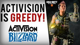 Activision SLAMMED! Sells A Hammer For $30 In Black Ops 4, Ex-Boss Calls Out Insane Greed!