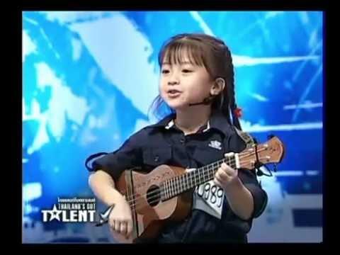 น้องเกล อูคูเลเล่  Thailand&39;s Got Talent S2 (1 July 2012)_(360p)