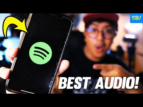 Top 5 SPOTIFY Tips for BETTER AUDIO QUALITY! Mp3