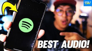 Top 5 SPOTIFY Tips for BETTER AUDIO QUALITY! screenshot 5