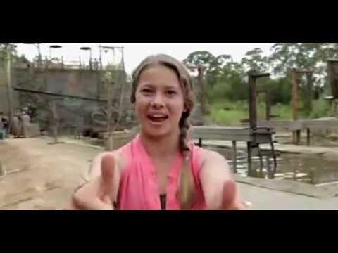 Bindi Irwin Interview on Bindi's Bootcamp - 2012 ABC3