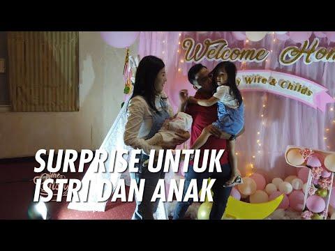 The Onsu Family - Surprise Untuk Istri Dan Anak (GIFT AWAY)