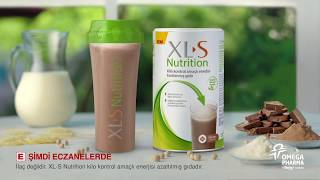 XL-S Nutrition'la Afiyetle Kaybedin, Aç Kalmadan Kilo Verin