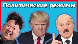 видео ПОЛИТИЧЕСКИЙ РЕЖИМ