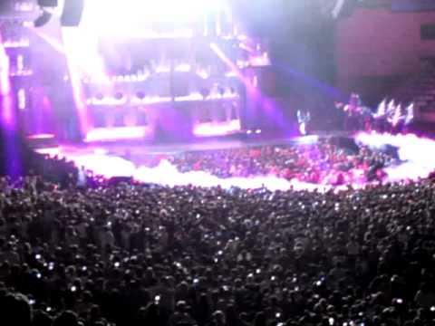 Lady Gaga - Highway Unicorn & Government Hooker (Live @ Palau Sant Jordi, Barcelona 06/10/12)