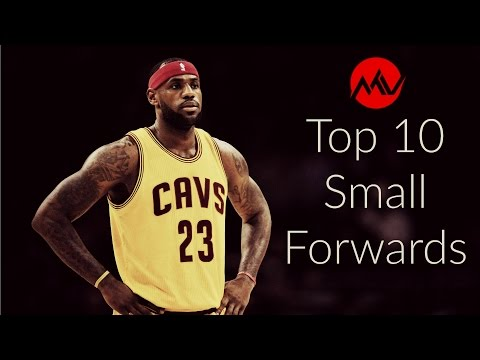 Top 10 NBA Small Forwards of All Time