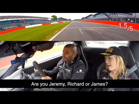 Chris Harris - Silverstone - 1 Lap - 15 Questions