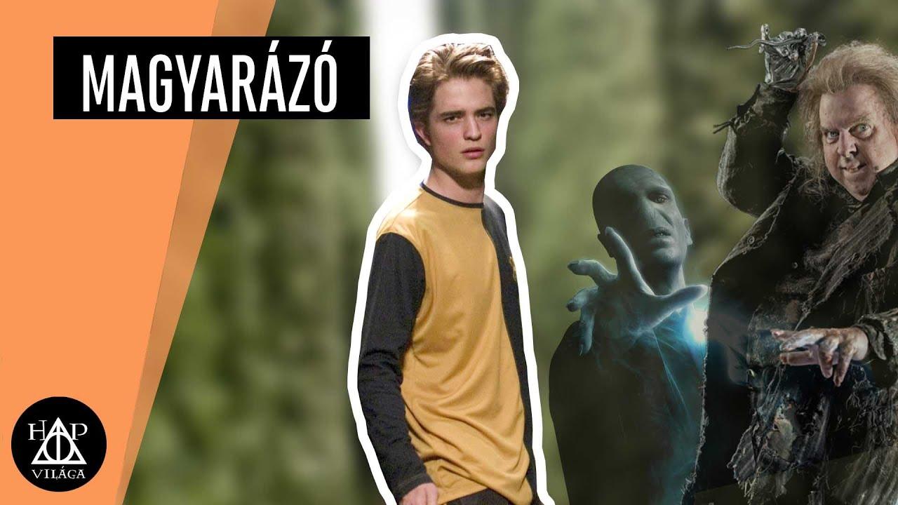 Ki ölte meg Cedric Diggory-t? | Harry Potter Világa