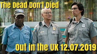The Dead Dont Die 2019  Official Trailer - Adam Driver, Chloë Sevigny, Tilda Swinton!