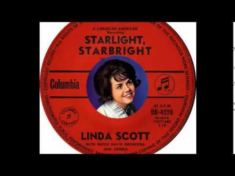 Linda Scott - Starlight, Starbright  (1961)