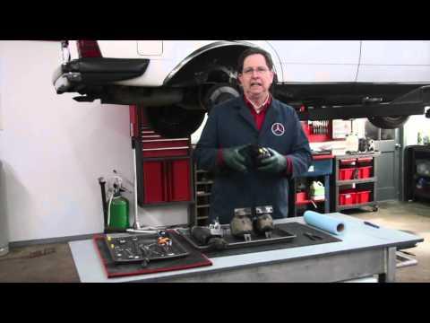 TE CleverBox Hydrospeicher Mercedes E-Klasse W210 T-Modell mit Niveauregulierung