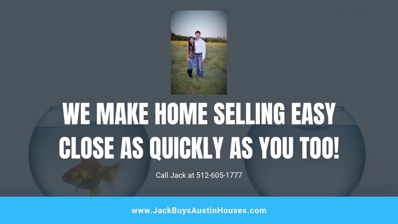 Jack Buys Austin Houses - 512-605-1777