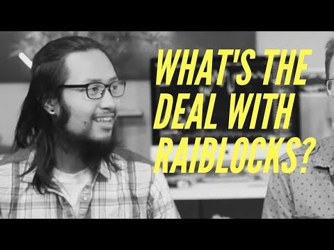 Bitcoin Arcade - What's The Deal With Raiblocks?