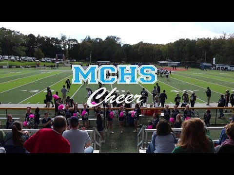 Morris Catholic High School Football Cheer Video 2018
