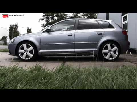 Audi A3 Turbo tuning with 460 hp!