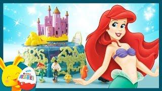 Ariel la petite sirène - Jouet Polly Pocket et l'histoire pour les enfants - Touni Toys