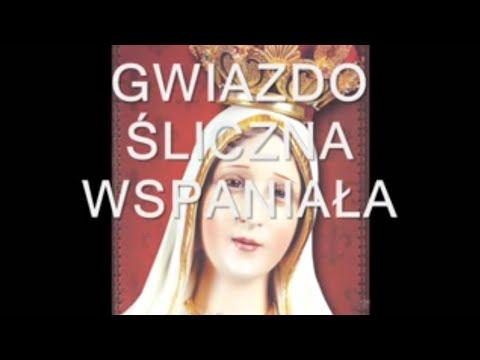 GWIAZDO SLICZNA WSPANIAŁA - KARAOKE.wmv
