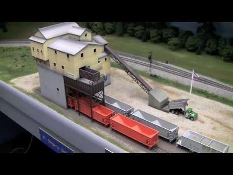 Bruce Friedman's CSX HO Scale Model Railroad