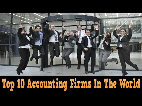 Top 10 Accounting Firms In The World 2017 - 18 Updated | top audit firms in world