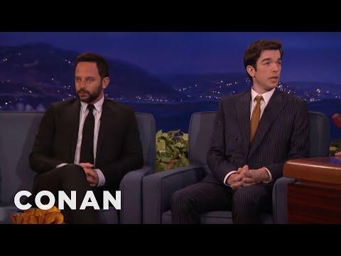 Conan Repairs Nick Kroll & John Mulaney's Friendship   CONAN on TBS